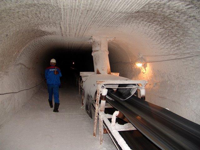 Как сделать подземную шахту